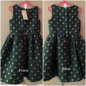 Girls dress, size 5T, never worn!